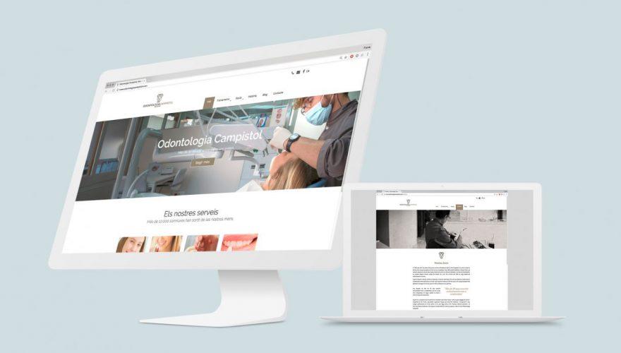 Benvingut/da al nou web